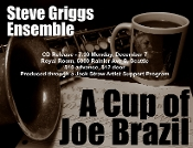 A Cup of Joe Brazil Audio CD